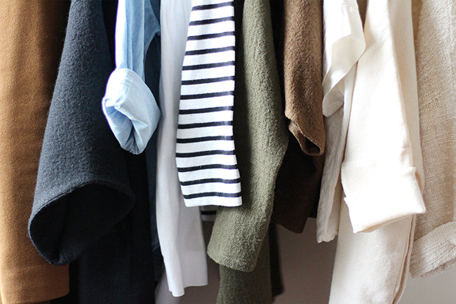 How to: Lean Out Your Closet | Five Steps | Style Bee for Poppy Barley