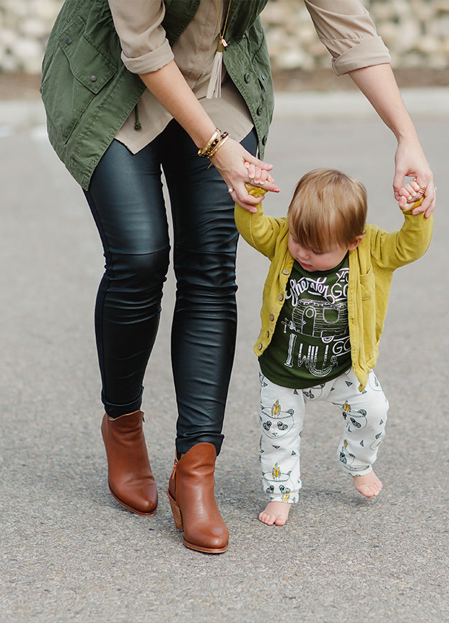 "What ""Mom Style"" Really Means and Why Poppy Barley Boots and Shoes are everything"