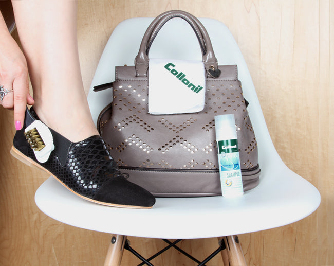The Tutorial: How to care for your leather shoes - Three Things to Carry in Your Purse (or Murse)