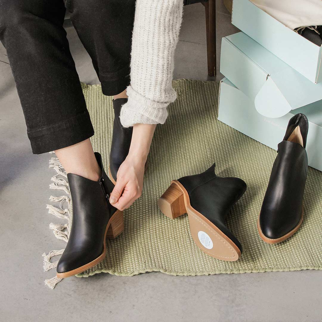 The Two Point Five Ankle Boot