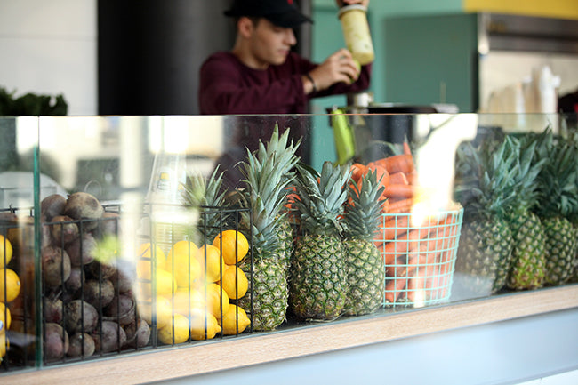 5 Toronto Businesses to Shop: Union Juice