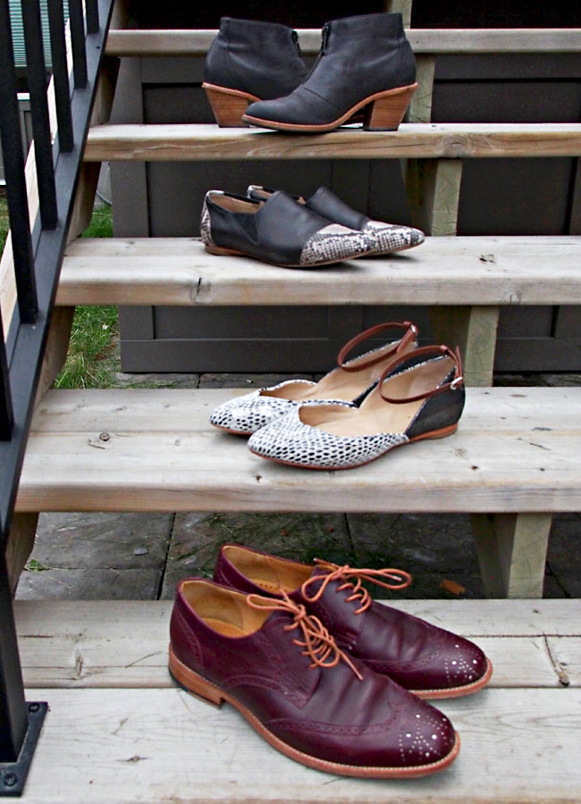The Fit: Shoes for Wide Feet | Poppy Barley Magazine