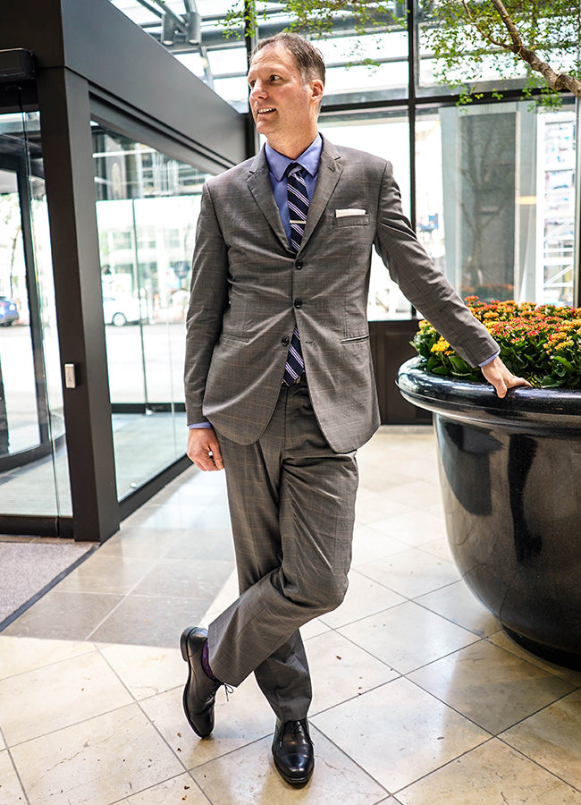 The Look: Lawyer Style vs. Startup Style | Poppy Barley Magazine