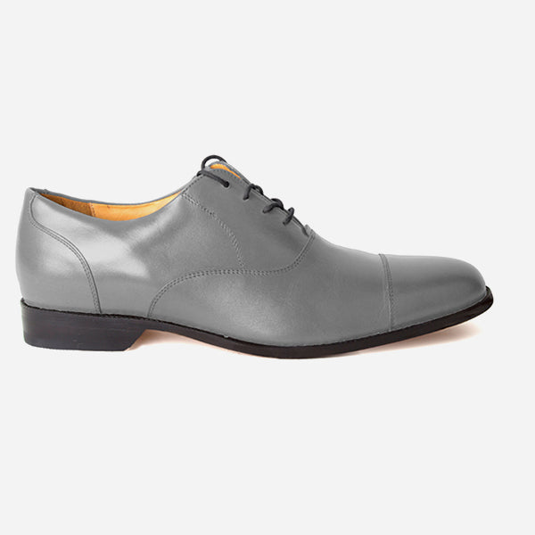 The Edmonton Oxford Mens Dress Shoes - Poppy Barley