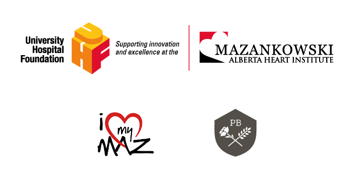The Mazankowski Alberta Heart Institute x Poppy Barley
