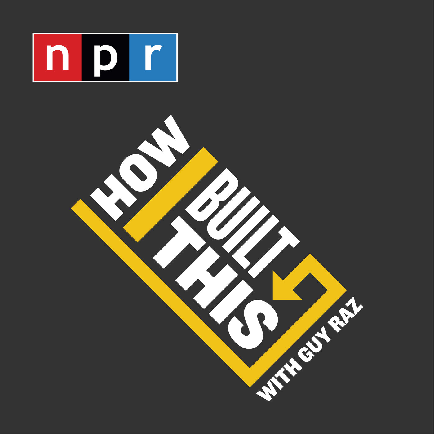 npr How I Built This with Guy Raz