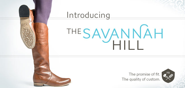 Poppy Barley | Leather Boots | Custom Boots | The Savannah Hill
