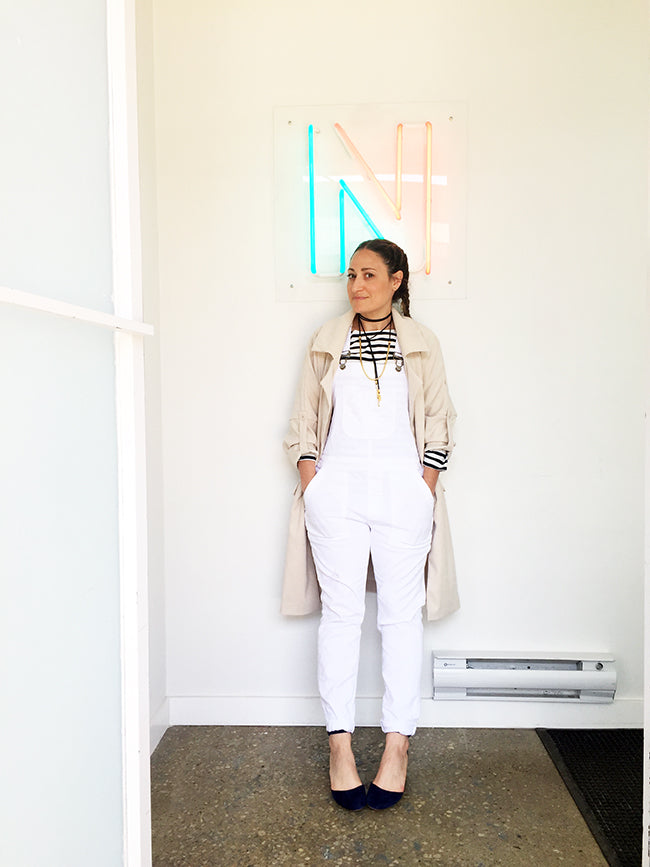 Working as a Stylist in Canada: Meet Talia Brown