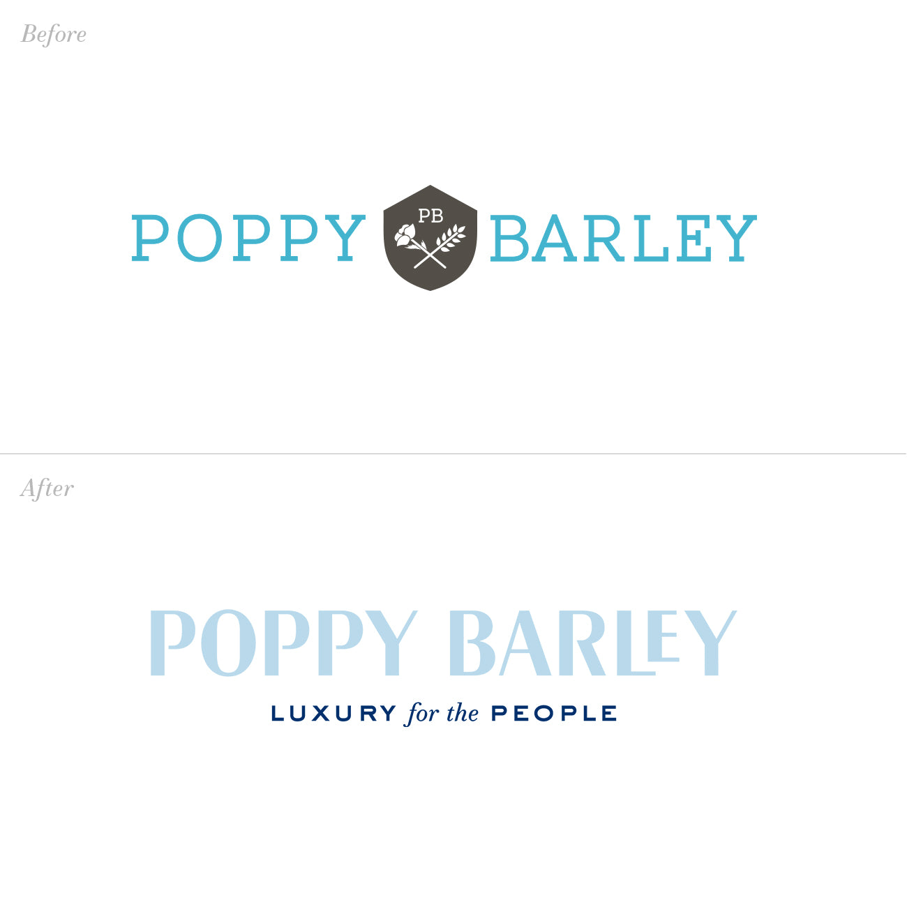 How to Build a Brand - Poppy Barley
