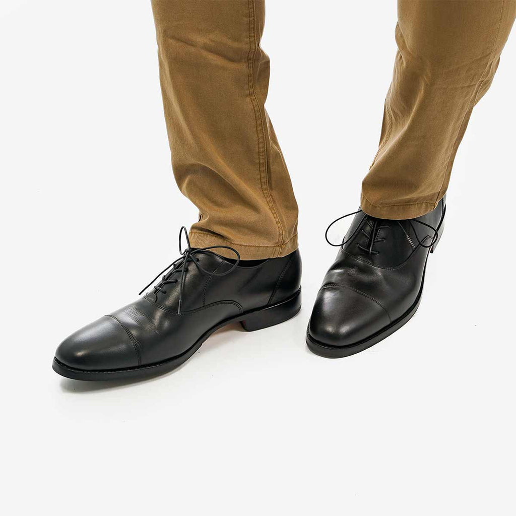 The Edmonton Oxford Black Ready To Wear