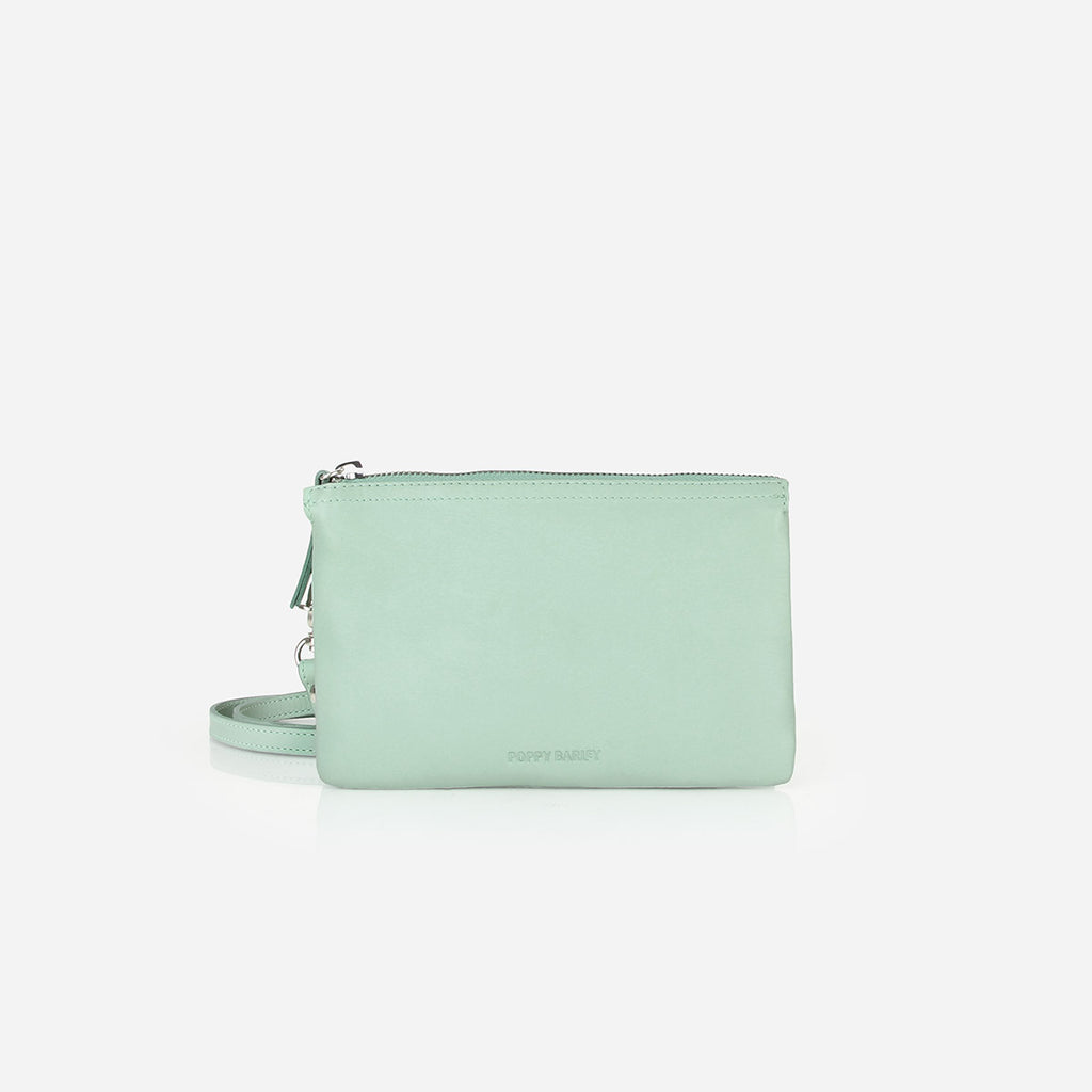 The 3-In-1 Wristlet Mint