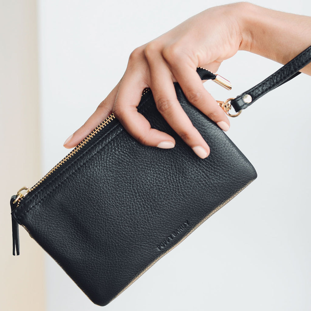 The 3-in-1 Wristlet Sand Pebble