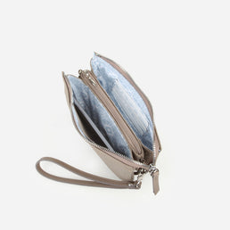 The 3-In-1 Wristlet Stone Python