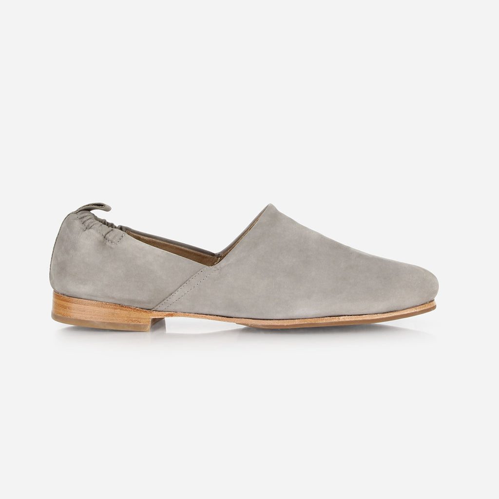 The At-Leisure Slip-On Concrete Nubuck Ready To Wear