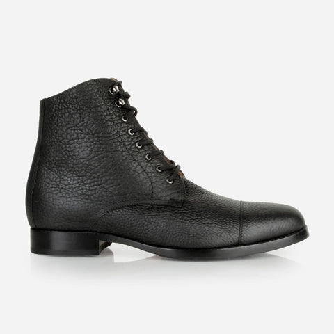 The Buffalo Boot Black Pebble Ready To Wear