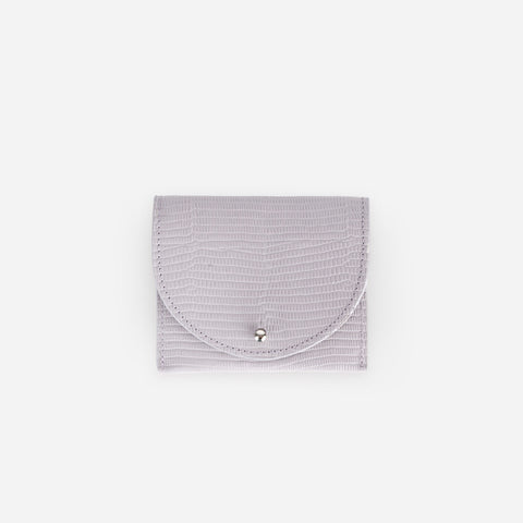 The Cardholder Lilac Lizard