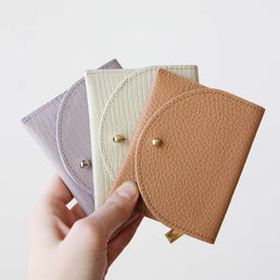 The Cardholder Sand Pebble