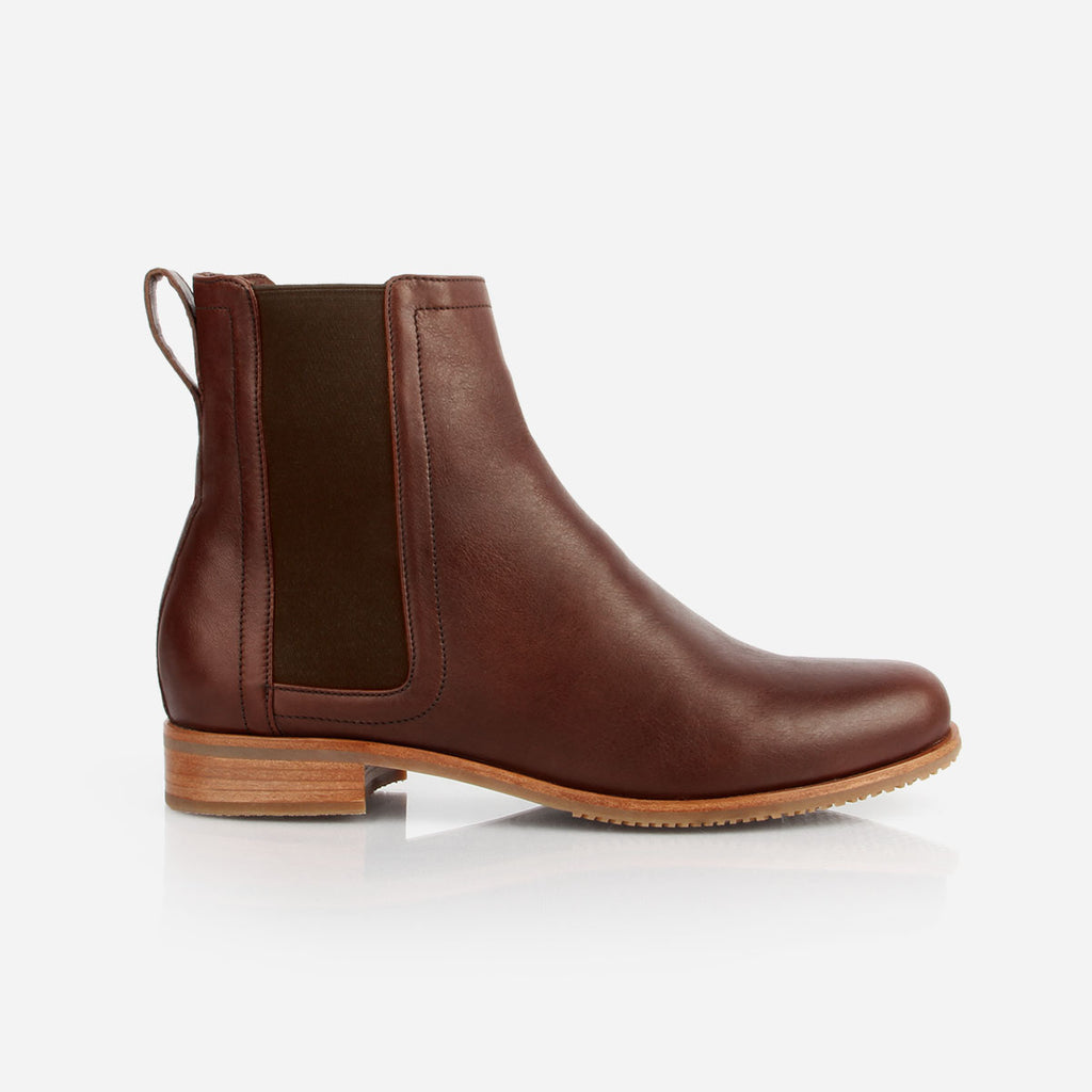 The Chelsea Boot Chestnut Made To Order