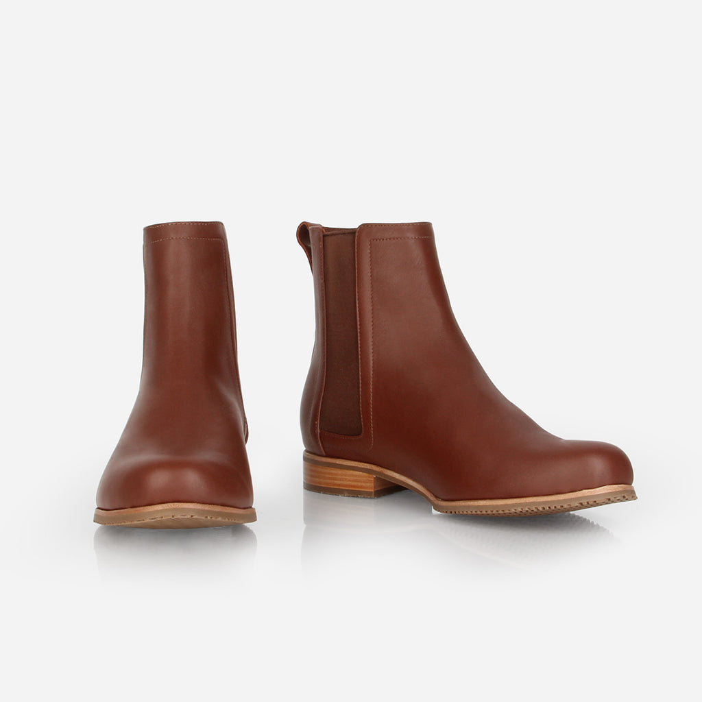 The Chelsea Boot Danish Brown Water Resistant Ready To Wear