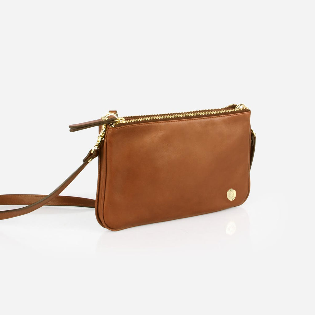 The Essentials Purse Desert Tan