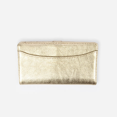 The Everyday Bifold Champagne Poppy Barley