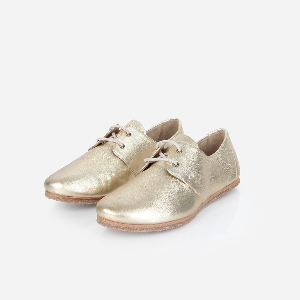 The Eyelet Oxford 2.0 24 Karat Ready To Wear