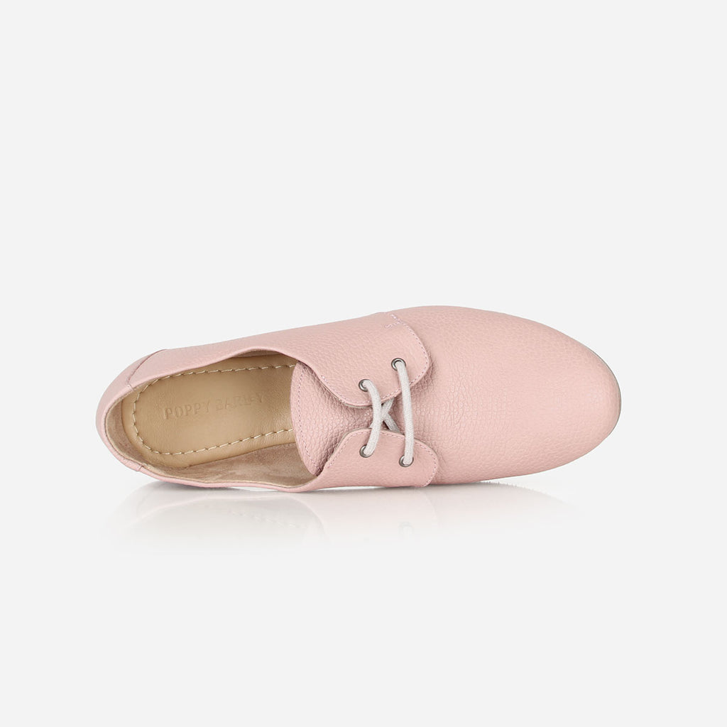 The Eyelet Oxford 2.0 Blush Pebble Ready To Wear