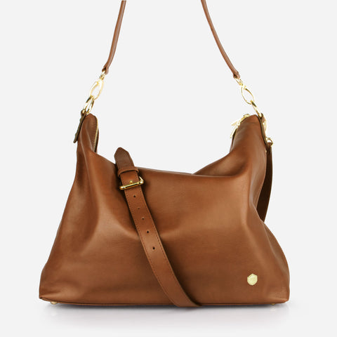 The Hobo Tote Desert Tan