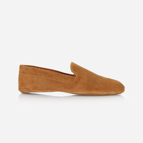 The House Shoe Glazed Ginger Suede Ready To Wear