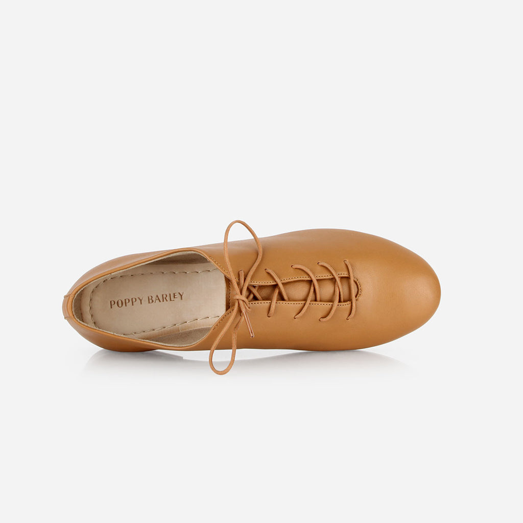 The Jazz Oxford Caramel Ready To Wear