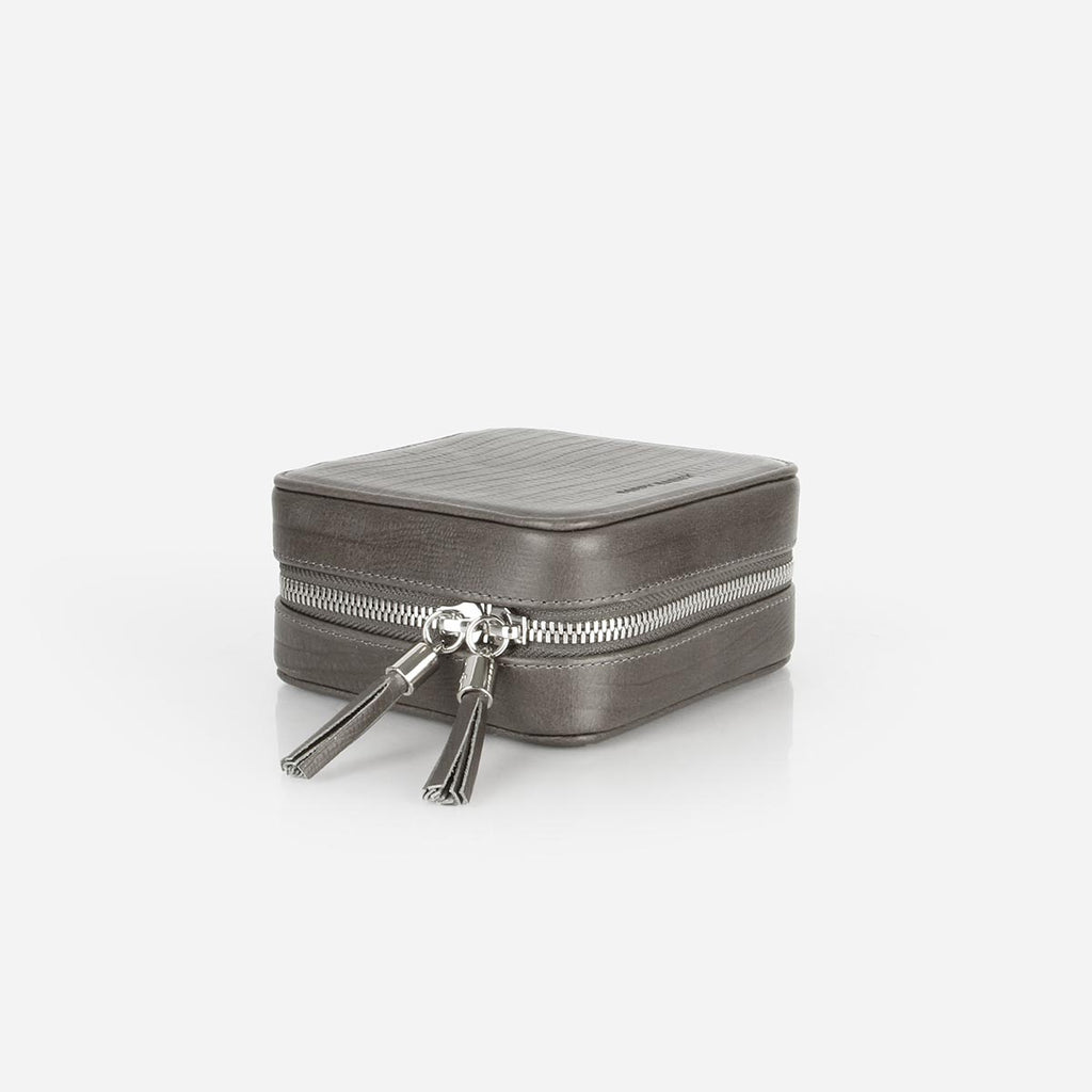 The Jewelry Case Smoke Grey Lizard