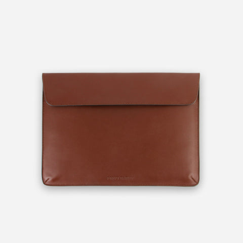 The Laptop Sleeve Danish Brown Water Resistant