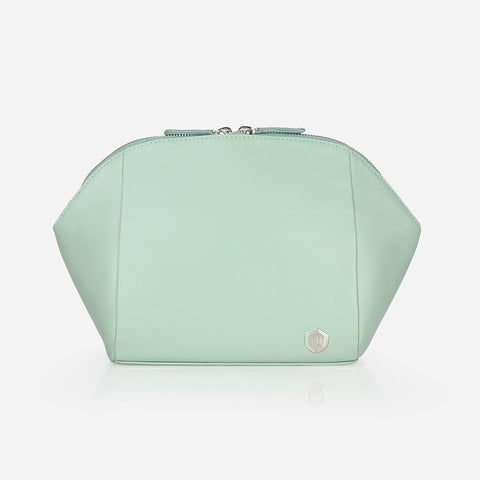 The Large Cosmetic Case Mint