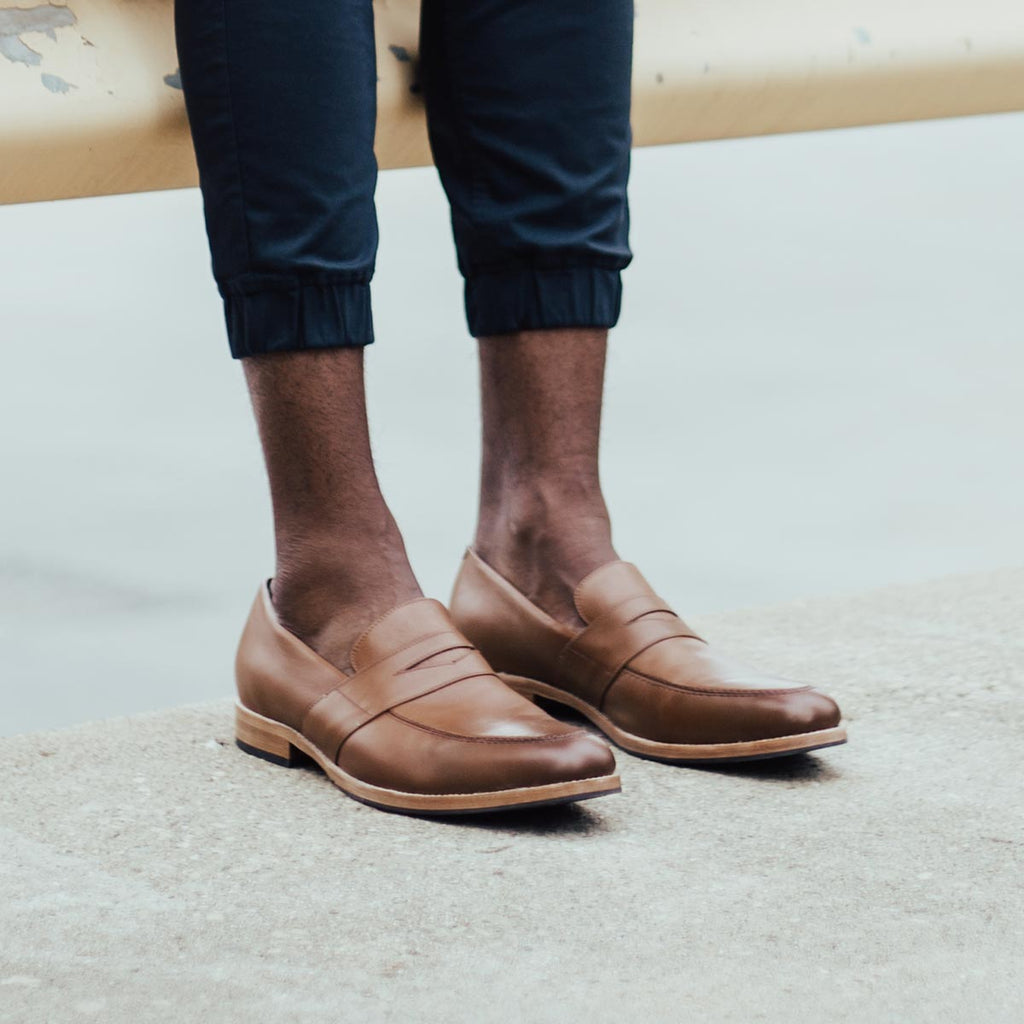 The Montreal Loafer Burnished Tan Ready To Wear