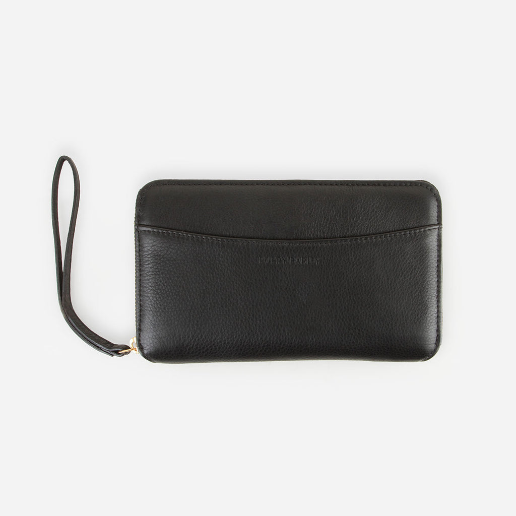 The My Whole Life Wallet Black
