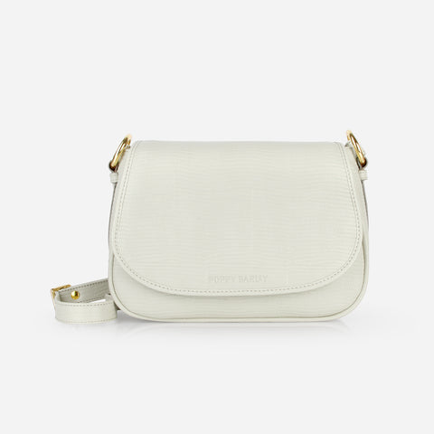 The Refined Saddle Bag Bone Lizard