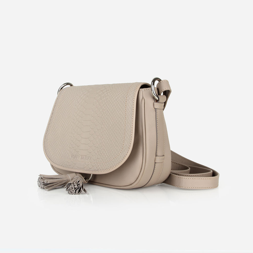 The Saddle Bag Stone Python