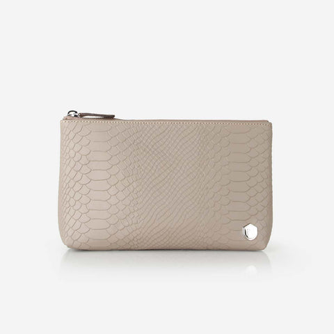 The Sidekick Pouch Stone Python