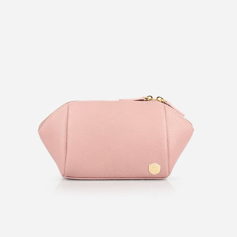 The Small Cosmetic Case Blush Pebble