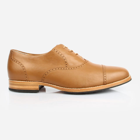 The Toronto Brogue Tan Made To Order