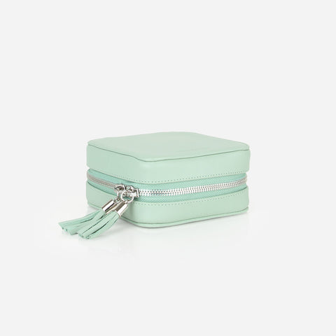 The Travel Jewelry Case Mint