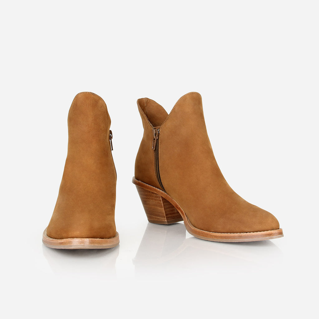 The Two Point Five Ankle Boot Desert Tan Ready To Wear