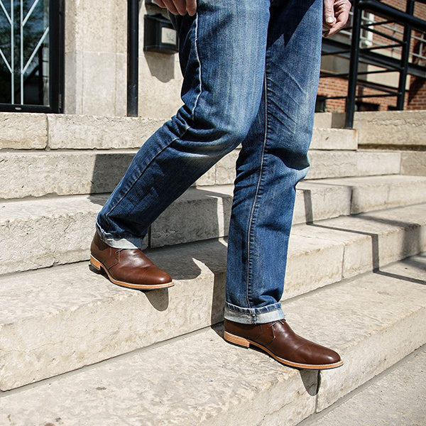 The Vancouver Chukka Brown Ready To Wear