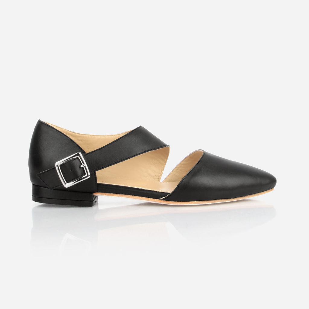 The Beltline Cutout Flat Black Made To Order