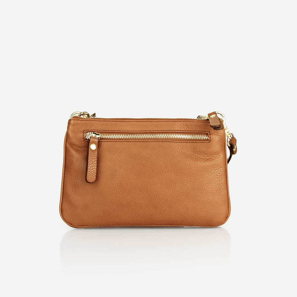 The Essentials Purse Toffee Tan