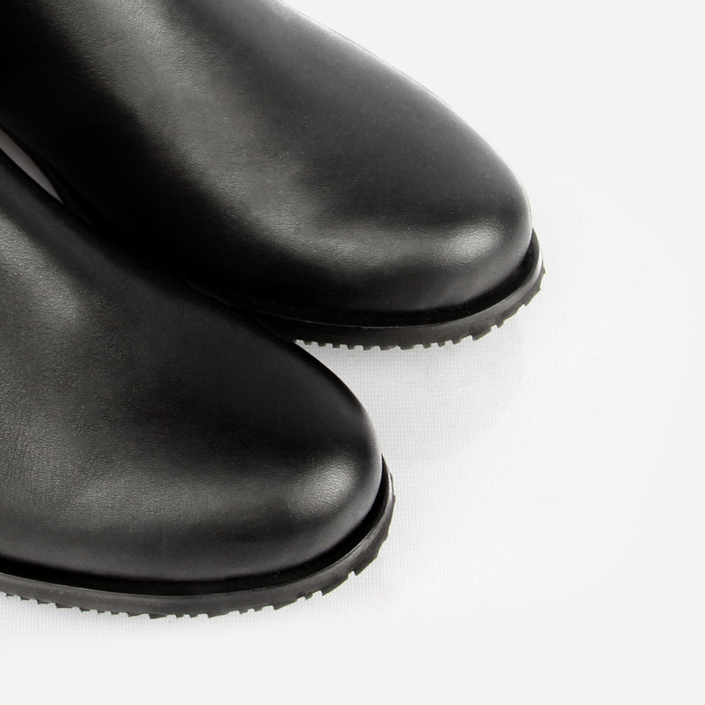 The Riversdale Boot Black Water Resistant Made To Order