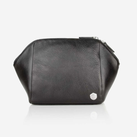 The Large Cosmetic Case Black