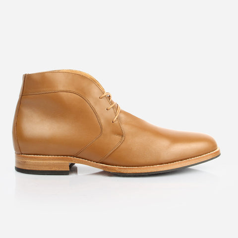The Vancouver Chukka Tan Calf Made To Order