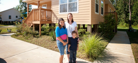 Habitat for Humanity of the Mississippi Gulf Coast (HFHMGC)