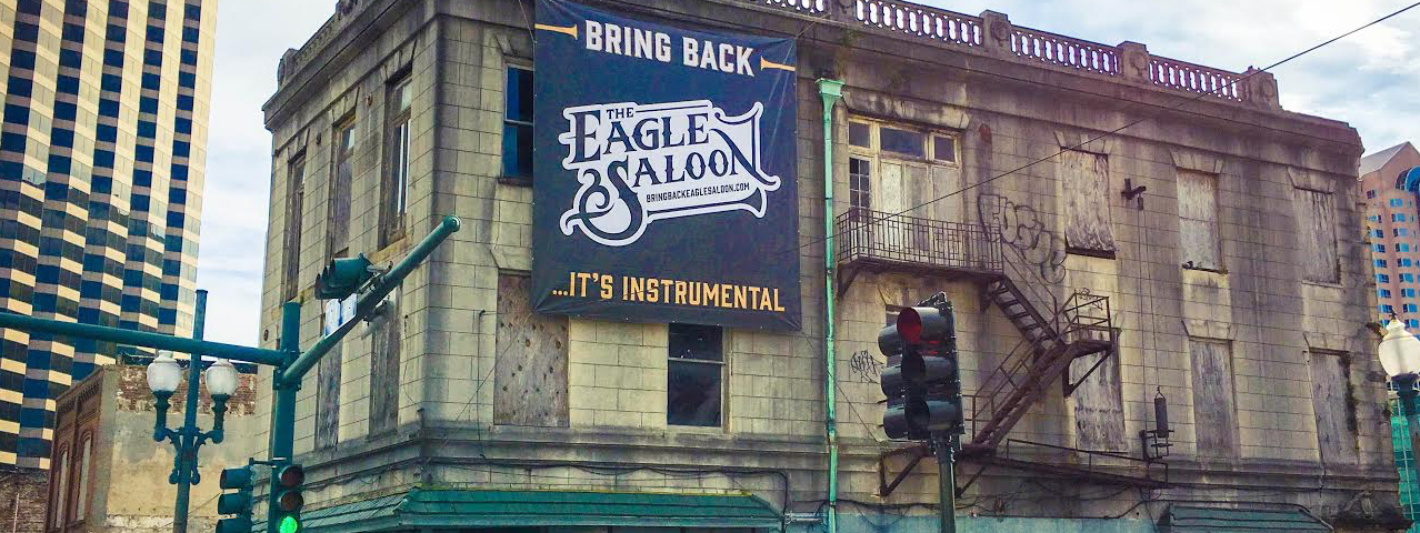 The Eagle Saloon Initiative